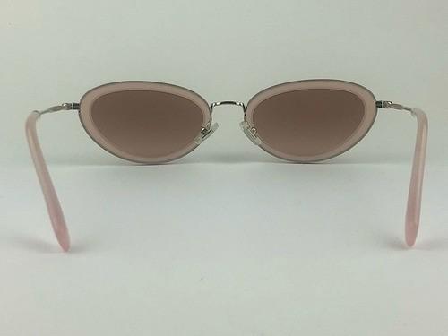 Miu Miu - SMU58U - Rosa - 135-0A5 - 54/23 - Óculos de Sol