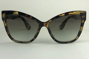 Miu Miu - SMU 08V - Havana - 09H-0A7 - 56/16 - Óculos de Sol
