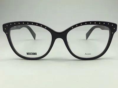 Moschino - MOS505 - Violeta - B3V - 53/17 - Armação pra Grau