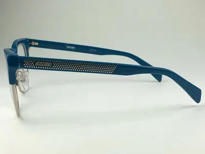 Moschino - MOS519 - Azul - ZTS - 51/17 - Armação pra Grau