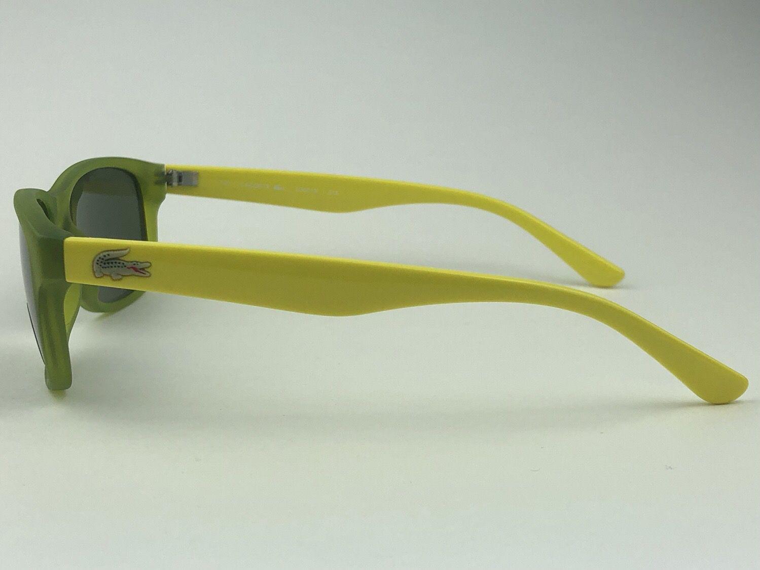 Óculos de sol kids Lacoste L3601 315 50