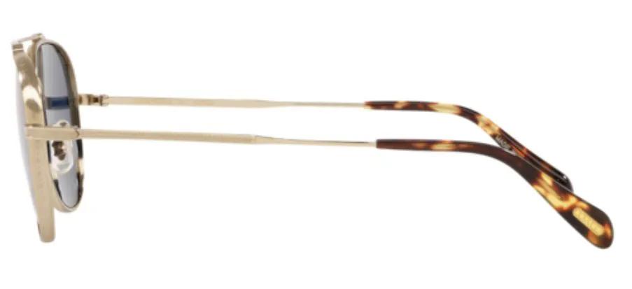 Oliver Peoples - 0OV1266ST - Dourado - 528471 - 56/15 - Óculos de Sol