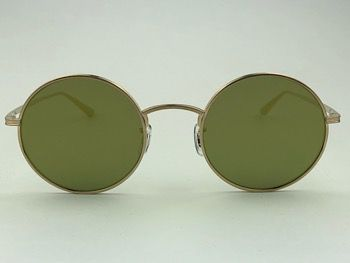 Oliver Peoples  OV1197ST - Dourado - 5252W4 - 49/22 - Óculos de sol