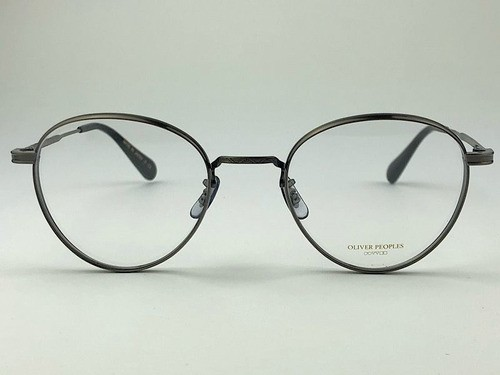 Oliver Peoples - OV1224T -Grafite - 5076 - 49/21 - Óculos para Grau