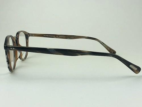 Oliver Peoples - OV5062 - Azul - 1683 - 47/20 - Armação para Grau