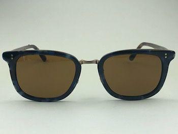Oliver Peoples  OV5339S - Azul e Havana - 156953 - 52/21 - Óculos de sol