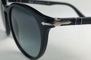 Persol - 3152S - Preto - 9014Q8 - 52/20 - Óculos de Sol