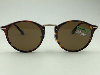 Persol - 3166 -S - Havana - 24/57 - 51/22 - Óculos de sol