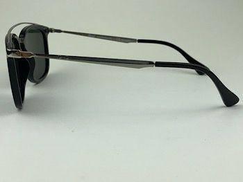 Persol - 3173-S - Preto - 95/58 - 54/19 - Óculos de sol