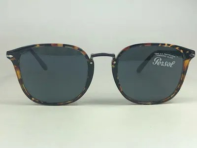 Persol - 3186S - Castanho - 1085R5 - 53/21 - Óculos de Sol