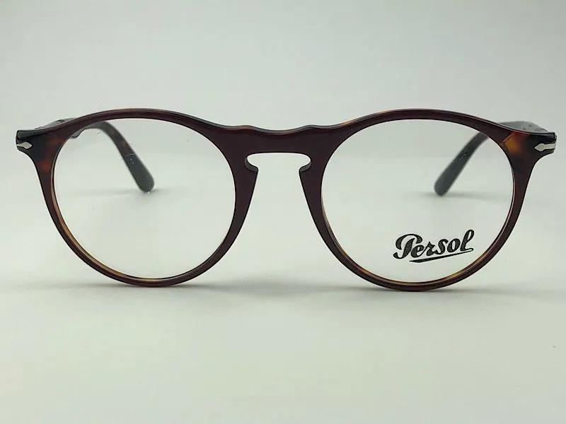 Persol - 3201-V  - Vermelho - 1094 - 49/21 - Armação para Grau