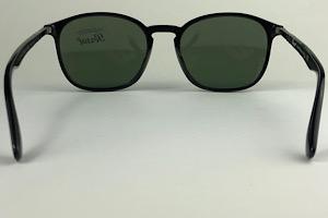 Persol - 3215S - Preto - 95/31 - 57/20 - Óculos de Sol