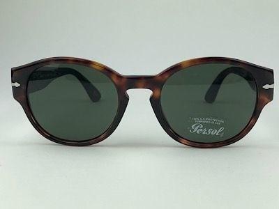 Persol - 3230S - Havana - 24/31 - 52/21 - Óculos de Sol