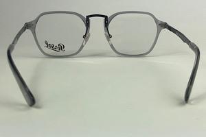 Persol - 3243V - Cinza - 309 - 50/21 - Armação para Grau