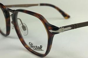 Persol - 3243V - Havana - 24 - 50/21 - Armação para Grau