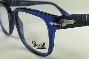 Persol - 3252V - Azul - 1053 - 52/19 - Armação para Grau