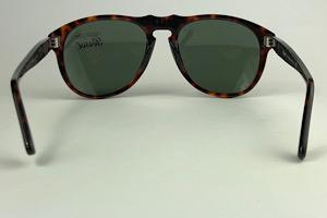 Persol - 649 - Havana - 24/31 - 56/20 - Óculos de Sol