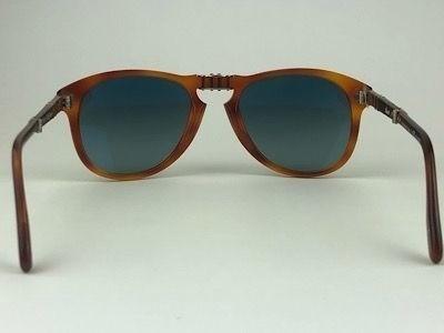 Persol - 714SM - Castanho - 96/S3 - 54/21 - Óculos de Sol