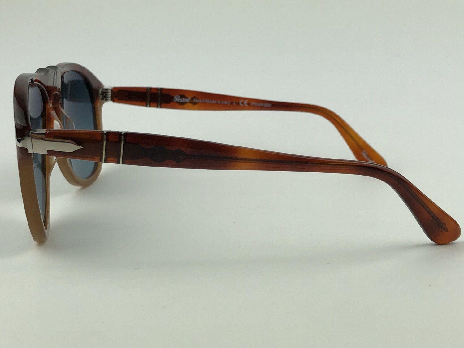Persol - PO649 - Havana degradê - 1025/S3 - 54/20 - Óculos de sol