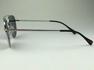 Prada Linea Rossa  PS56SS - Dourado - 1BK-1I0 - 53/20 - Óculos de sol