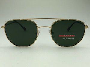 Prada Linea Rossa  PS56SS - Preteado - 1BC-5S0 - 53/20 - Óculos de sol