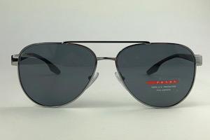 Prada Linea Rossa -SPS 54T - Grafite - 5AV-5Z1 - 61/14 - Óculos de Sol