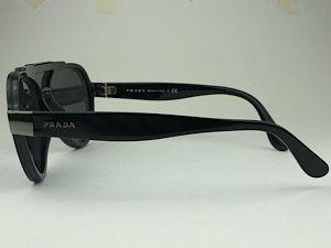 Prada  PR01US - Preto - 1AB-5S0 - 99/14.4 - Óculos de sol