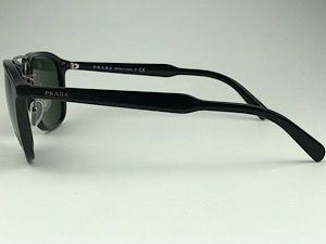 Prada  PR12TS - Preto - 1AB-1I0 - 54/22 - Óculos de sol