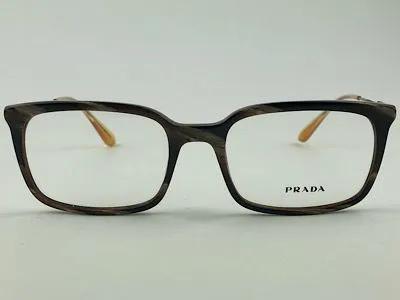 Prada - PR16UV - Havana - C9O-1O1 - 55/17 - Óculos para Grau