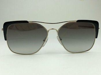 Prada  PR21US - Prateado - GAQ-1C0 - 56/13 - Óculos de sol
