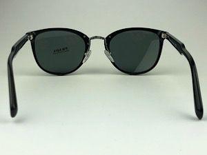 Prada  PR22SS - Preto - 1AB-1A1 - 52/23 - Óculos de sol