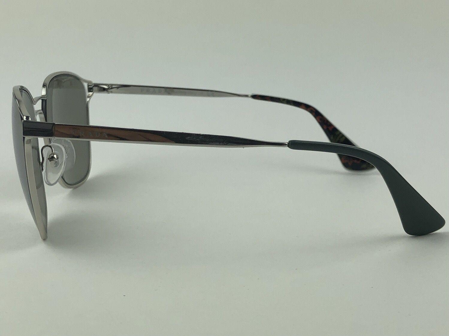 Prada - PR54TS - Prateado- 1BC-2B0- 55/18 - Óculos de sol