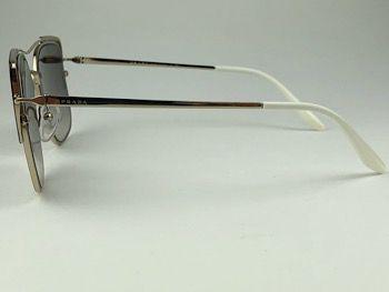 Prada  PR54VS - Dourado - 330-2G2 - 58/14 - Óculos de sol