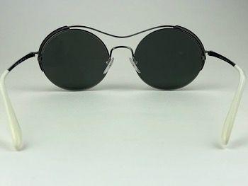 Prada  PR55VS - Grafite - 402-407 - 53/20 - Óculos de sol