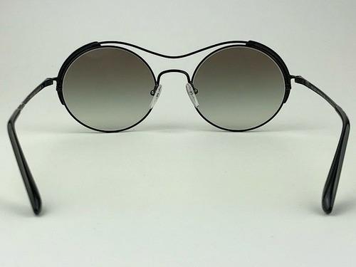 Prada - PR55VS - Preto - 264-0A7 - 53/20 - Óculos de Sol