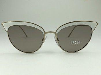 Prada  PR60VS - Branco - 426-5J2 - 54/18 - Óculos de sol