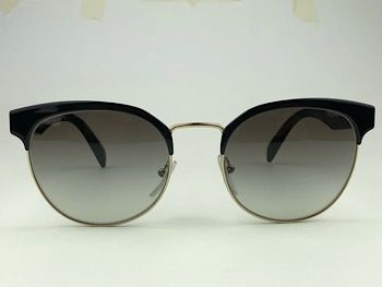 Prada  PR61TS - Preto - 1AB-0A7- 54/ - Óculos de sol