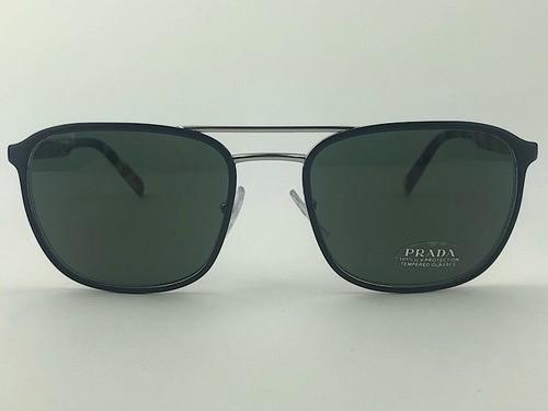 Prada - SPR75V - Preto - 524-0B2 - 56/20  -  Óculos de Sol