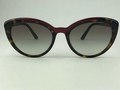 Prada - SPR 02V - Havana - 320-0A7 - 54/20 - Óculos de Sol