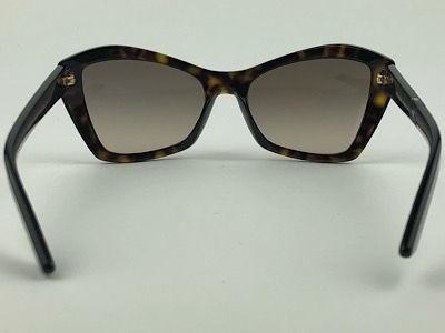 Prada - SPR 07X - Havana - 2AU-3D0 - 55/18 - Óculos de Sol