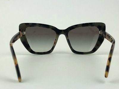 Prada - SPR 08V - Preto - NAI-0A7 - 55/19 - Óculos de Sol