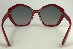 Prada - SPR 08X - Vermelho - 539-716 - 55/19 - Óculos de Sol