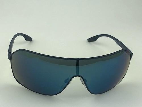 Prada - SPS53V - Azul - MAG-9P1 - 37/137  -  Óculos de Sol