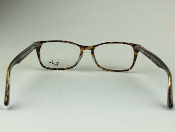 Ray Ban Optical  RX5228M - Havana - 5082 - 56/17 - Armação para grau