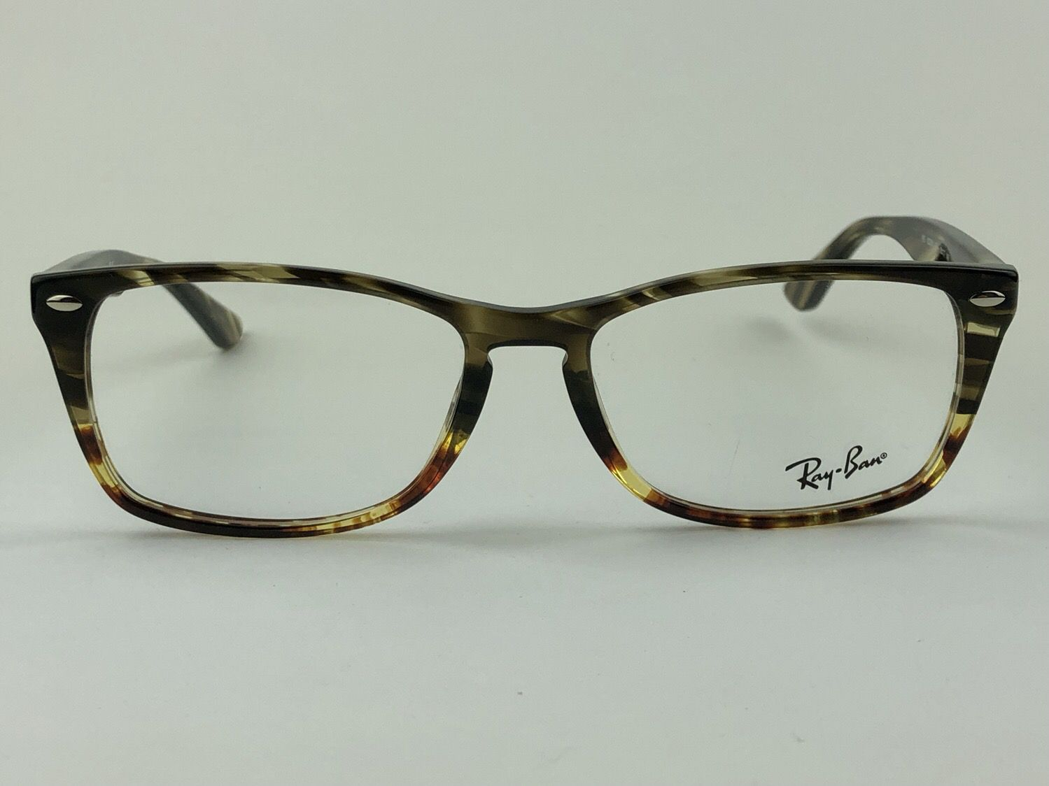 Ray Ban Optical - RX5228M - Havana - 5840 - 56/17 - Armação para grau