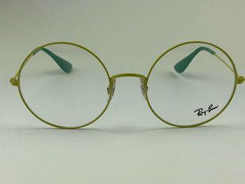 Ray Ban Optical  RX6392 - Amarelo - 2938 - 53/20 - Armação para grau