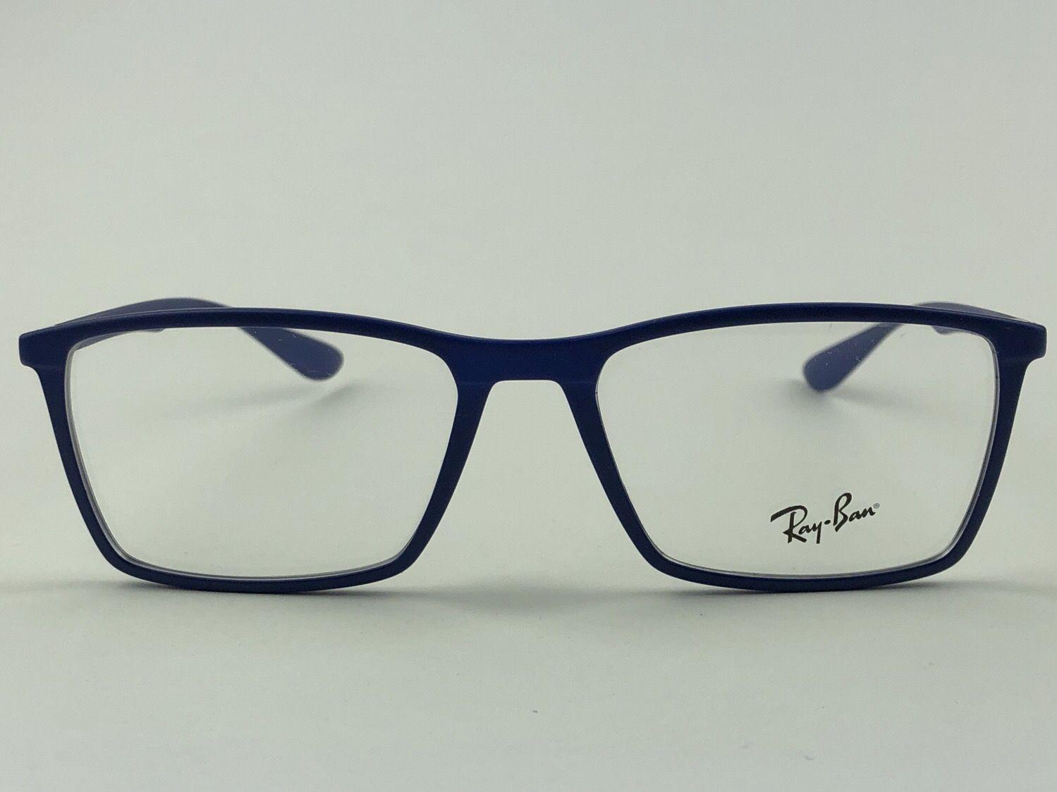 Ray Ban Optical - RX7049 - Azul - 5439 - 56/17 - Armação para grau