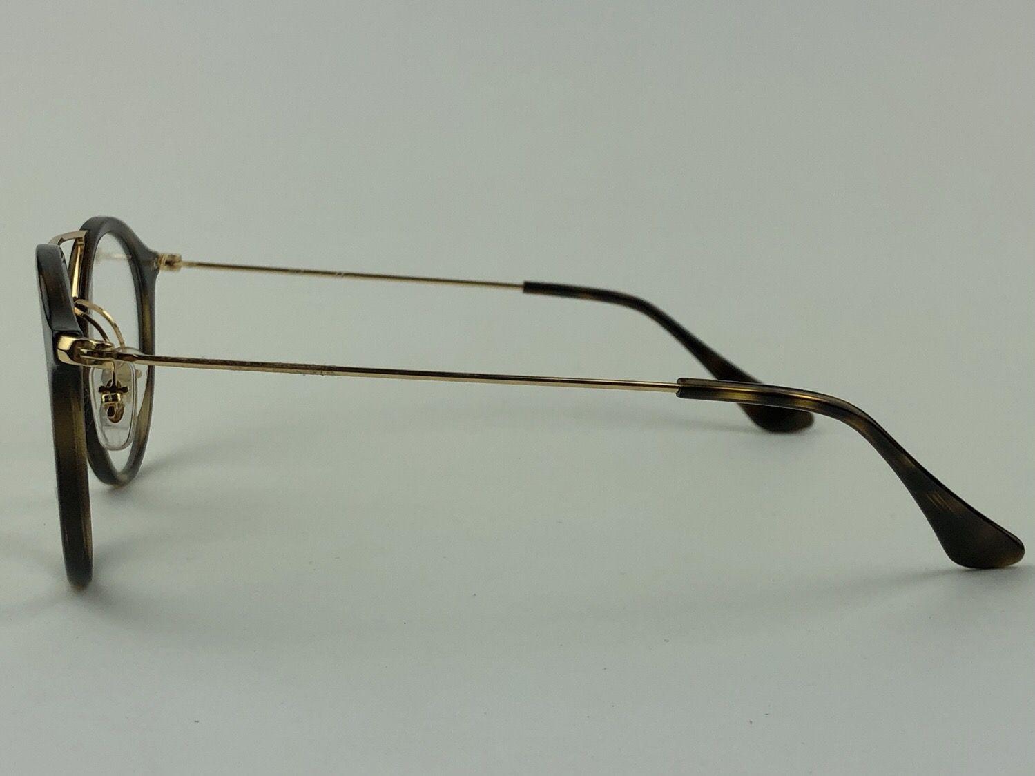 Ray Ban Optical - RX7097 - Havana - 2012 - 49/21 - Armação para grau