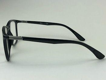 Ray Ban Optical  RX7143 - Preto - 2000 - 53/18 - Armação para grau