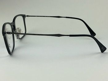 Ray Ban Optical  RX8953 - Preto - 8025 - 56/17 - Armação para grau